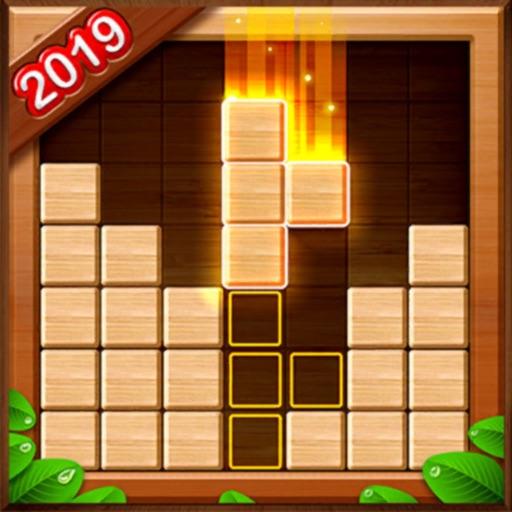 Wood Block Puzzle 2020
