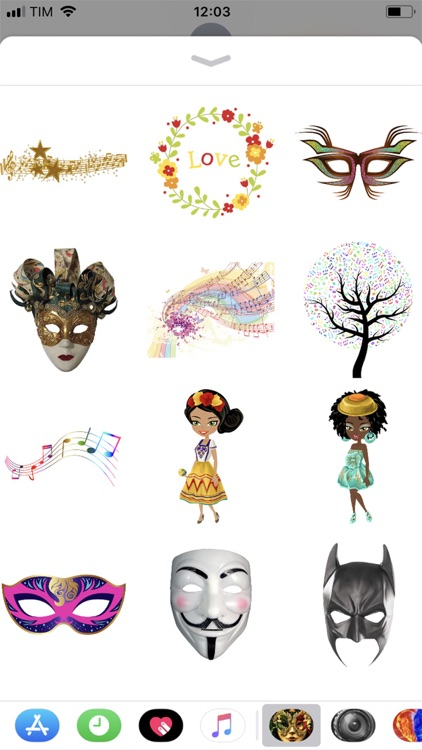 Carnival Party - Stickers