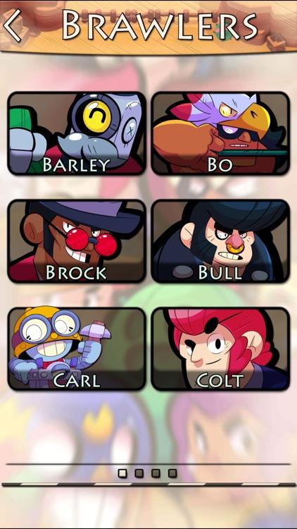 Guide for Brawl Stars Game screenshot-5