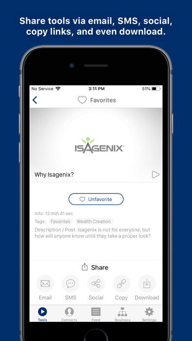 Isagenix Business screenshot two