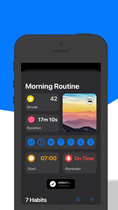 Morning Routine Habit Trackerのおすすめ画像4