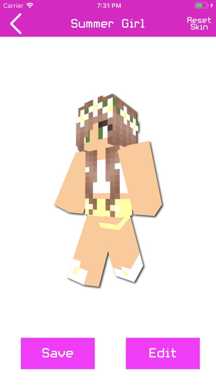 Girl Skins for Minecraft 2019 screenshot-5
