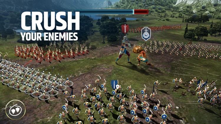 Dawn of Titans: War Strategy screenshot-3