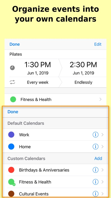 To-Do Calendar: Tasks Planner screenshot-8