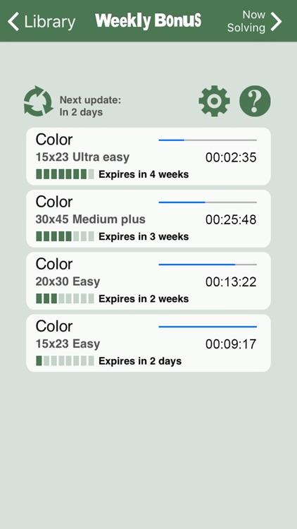 Conceptis Block-a-Pix screenshot-4