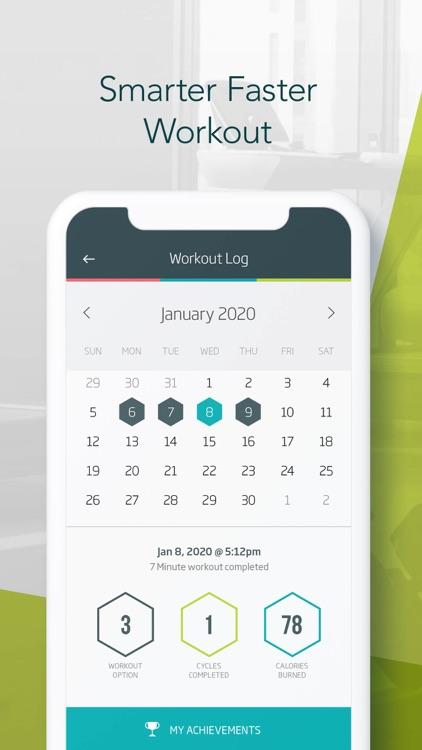 7 Minute Workout by C25K® screenshot-5