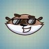 Sticker Me: Raccoon Character