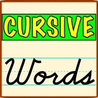 Codes for Cursive Words Hack