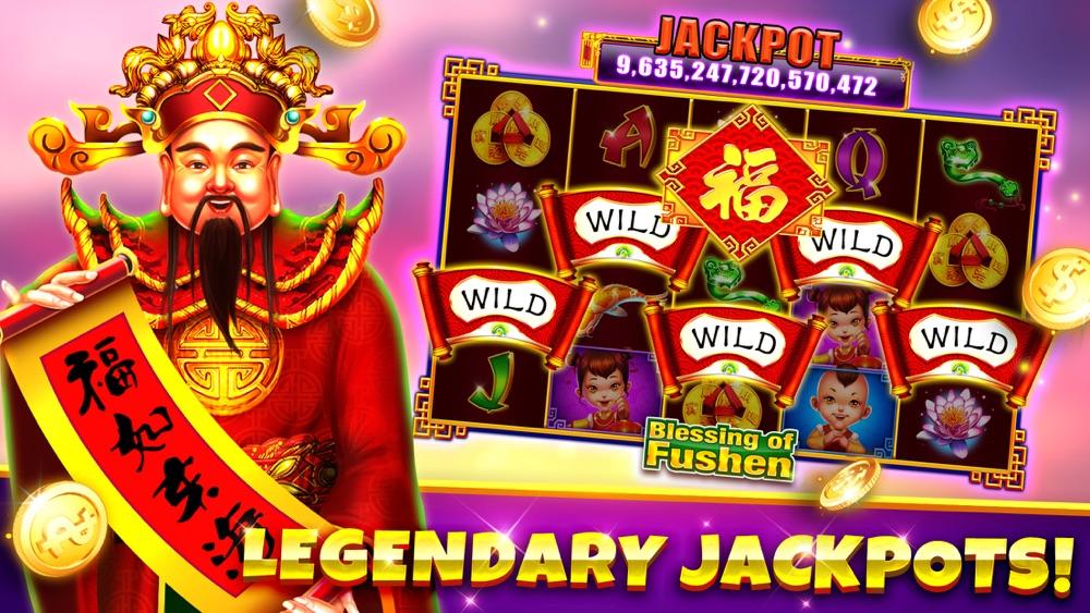 free casino slots machine Online