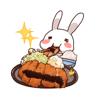 Bunny in Japan food haven