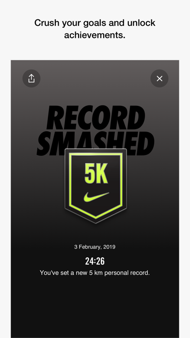 Nike Run Club for Windows