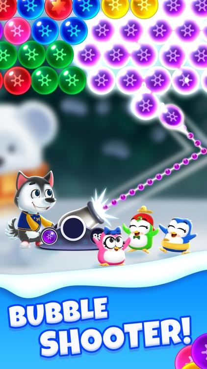 Frozen Pop - Bubble Shooter screenshot-0