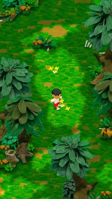 ねんどの無人島 人気の脱出サバイバルゲーム screenshot1