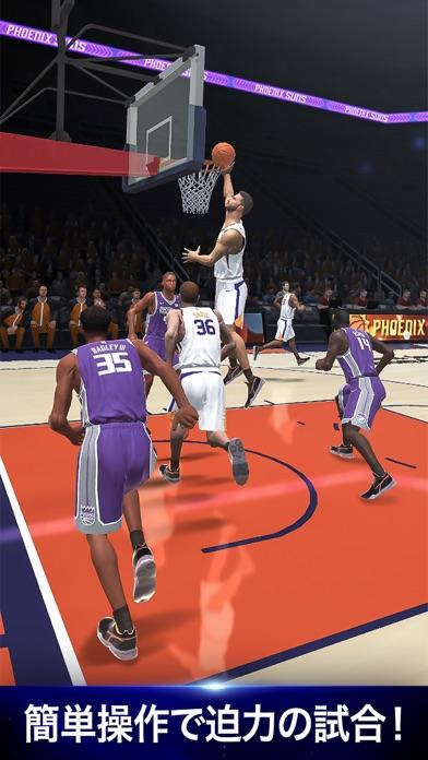 NBA NOW:モバイルバスケットボールゲーム紹介画像3