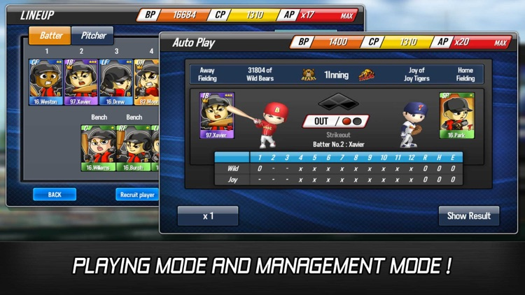 Baseball Star screenshot-1