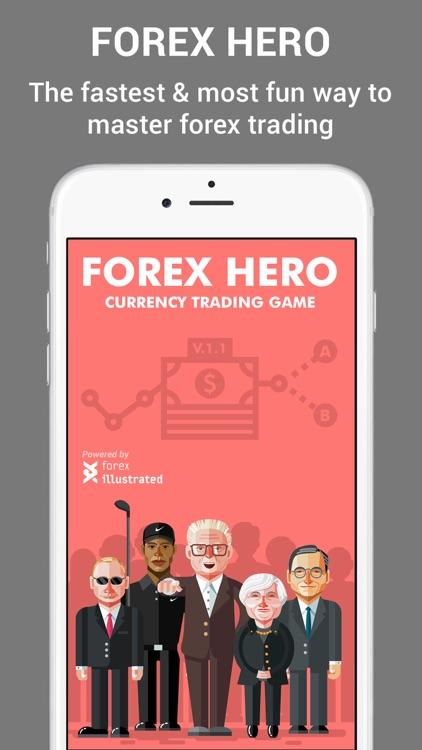 Forex & Stock Market Game screenshot-4