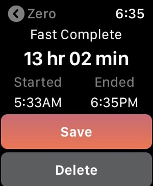 Zero - Fasting Tracker on the App Store