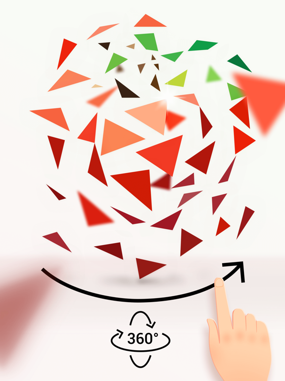 Love Poly - 新機軸パズルゲームのおすすめ画像5