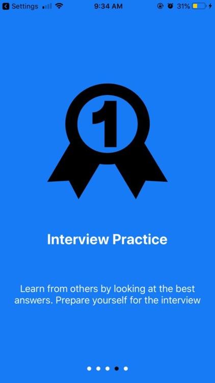Video Interview & Resume (CV) screenshot-4