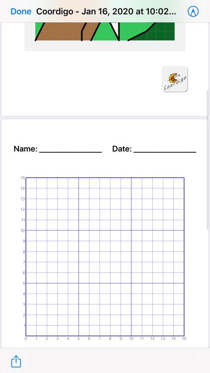 Coordigo: Coordinate Drawings! screenshot-4
