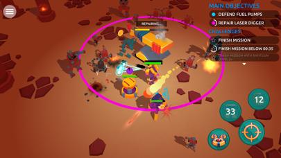 Space Pioneer: Full Gear screenshot 4