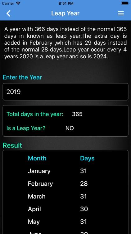 Age Calculator ++ screenshot-7