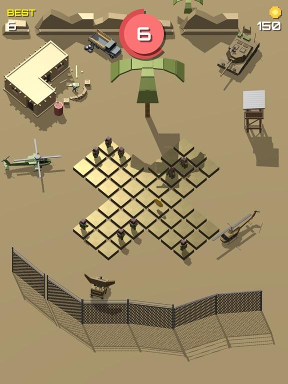 Pixel 3D - Soldier Gamesのおすすめ画像5