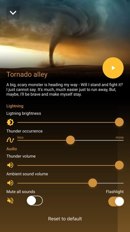 Thunder SoundScapes screenshot-3