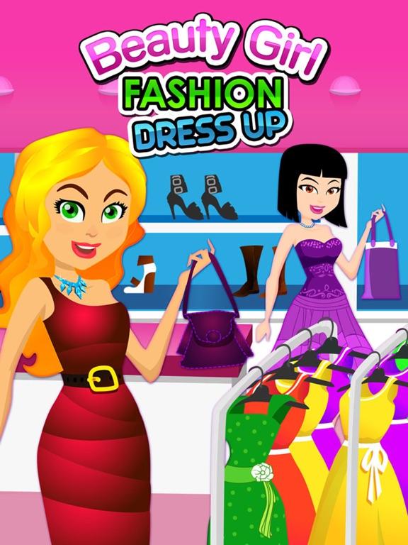Beauty Girl Fashion Dress Up screenshot 6