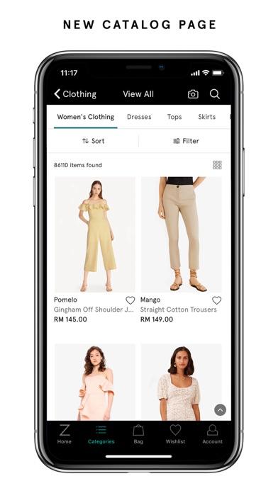 Unduh ZALORA - Fashion Shopping pada Pc