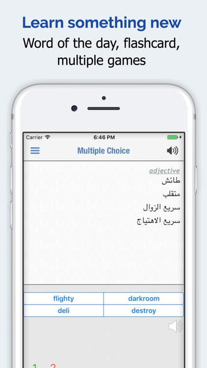 Arabic Dictionary Premium screenshot-4