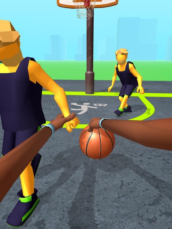 Dribble Hoops screenshot 12