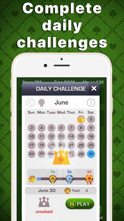 Solitaire - Patience Game screenshot-4