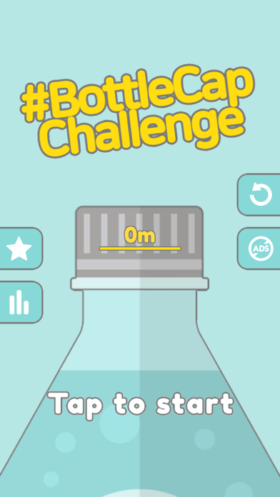 Bottle Cap Challenge: The Rise