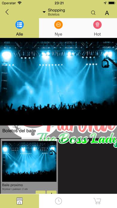 La Patrona (The Boss lady) screenshot 3