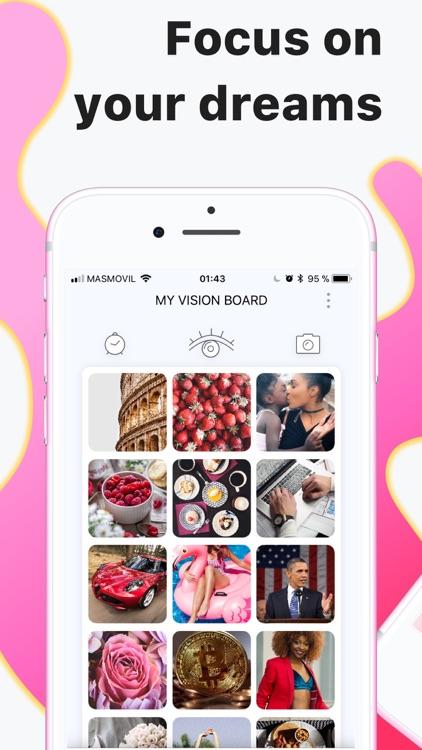 Visuapp Vision Board screenshot-0