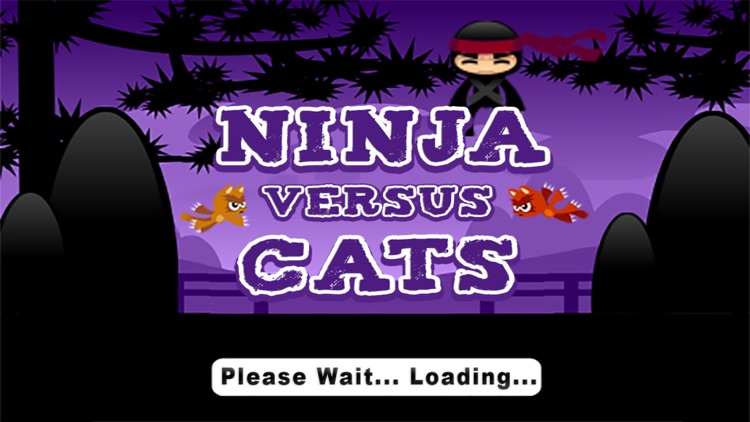 The Ninja Versus Cats LT