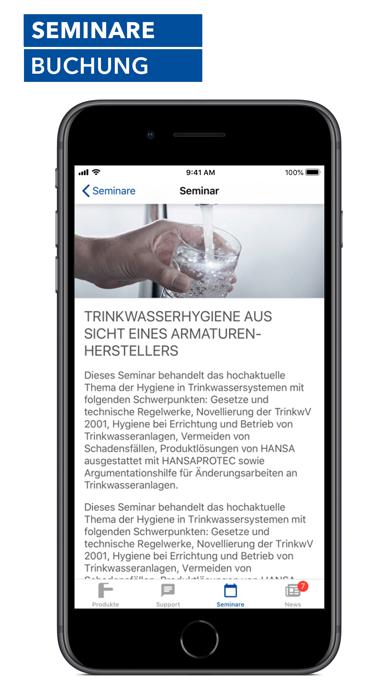 HANSA 24h Service AppScreenshot von 6