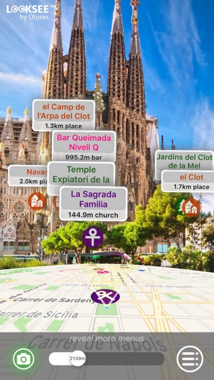 Barcelona Looksee AR screenshot-3