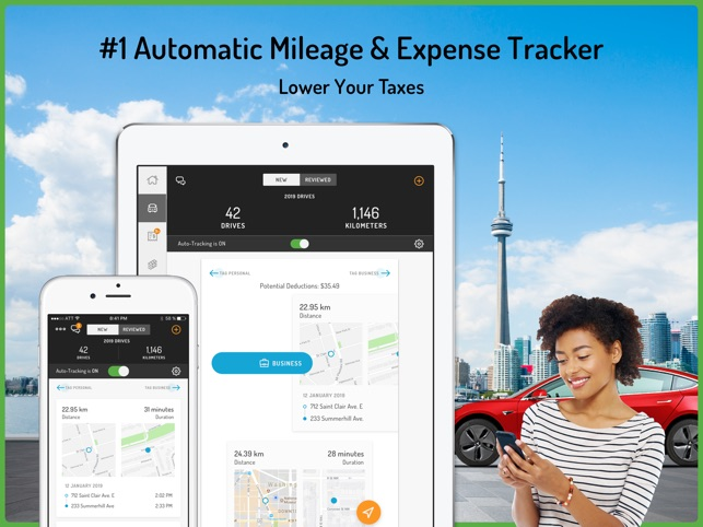 Hurdlr: Mileage & Expenses on the App Store