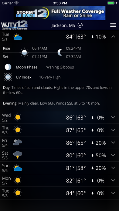 wjtv weather app download