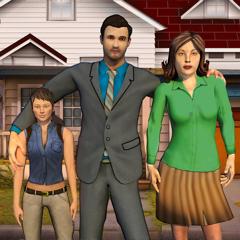 Virtual Dad Life: Dad Mom Sim