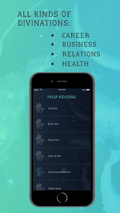 Screenshot for PalmReader. Find Your Destiny in Jordan App Store