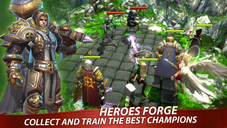 Heroes Forge