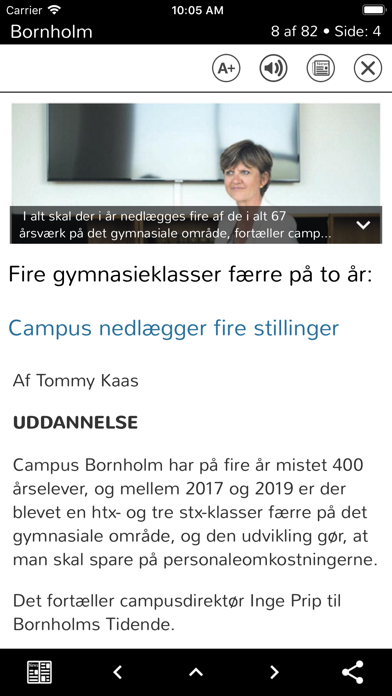 点击获取Bornholms Tidende - Nyheder