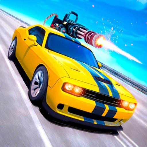 Highway Traffic Car Shooter