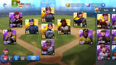 Baseball Clash: Real-time game screenshot 1