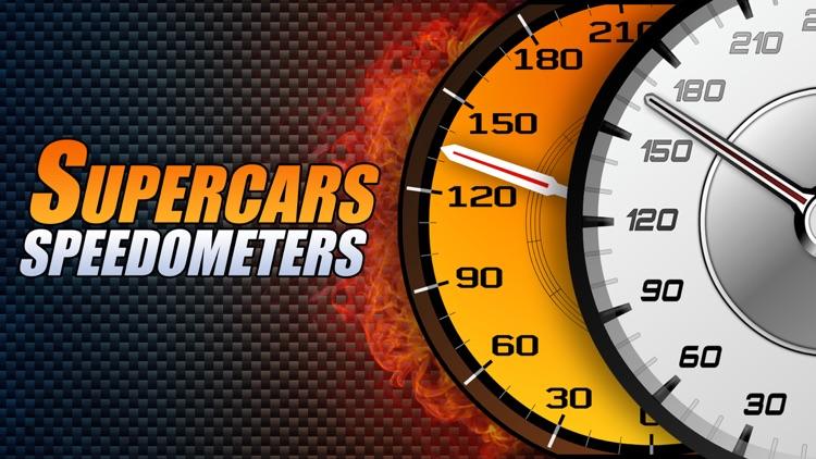 Speedometers & Sounds of Cars screenshot-4