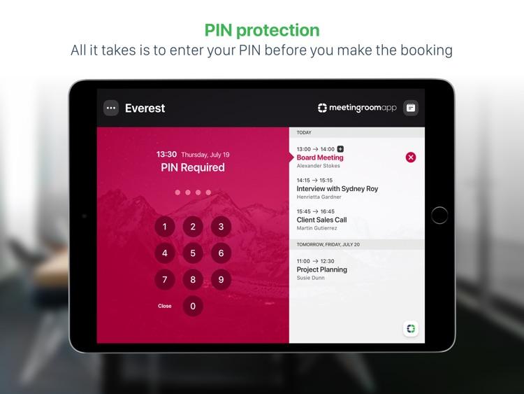 MeetingRoomApp Booking System screenshot-6