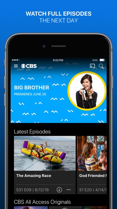 download CBS - Full Episodes & Live TV apps 5
